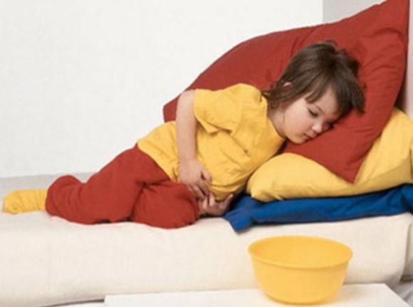 Làm sao khi trẻ em bị tiêu chảy?