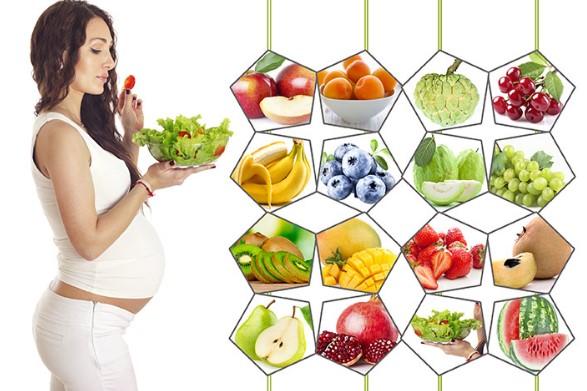 Chế độ dinh dưỡng chuẩn nhất cho bà bầu giai đoạn đầu
