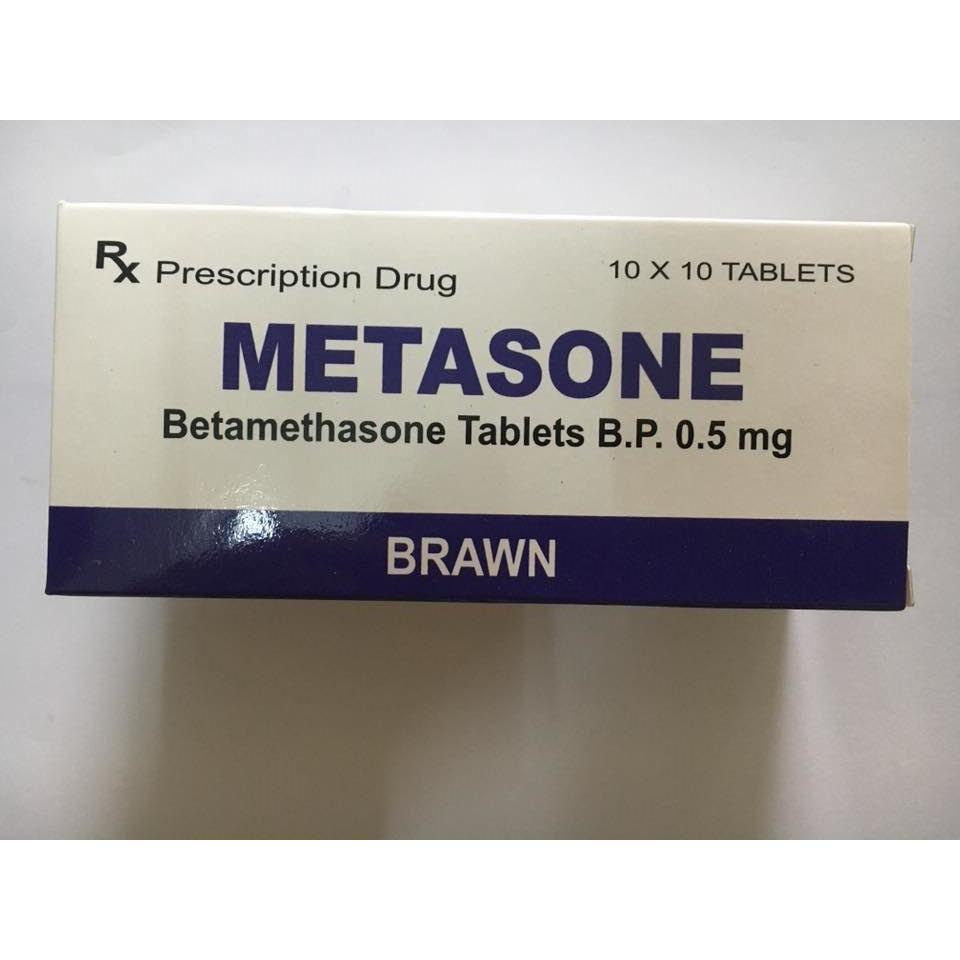 thuốc metasone