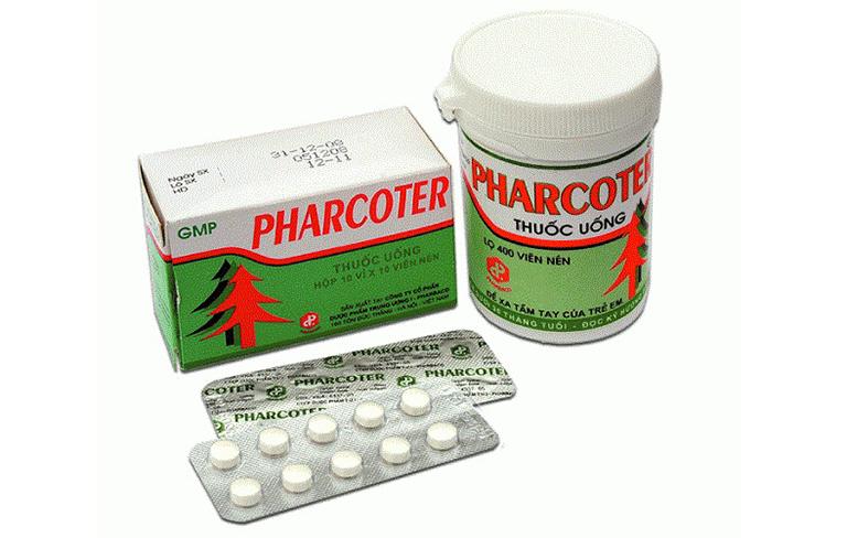 thuốc pharcoter là thuốc gì