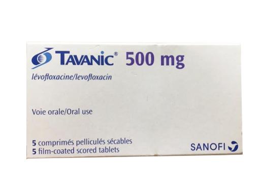 thuốc tavanic 500 mg