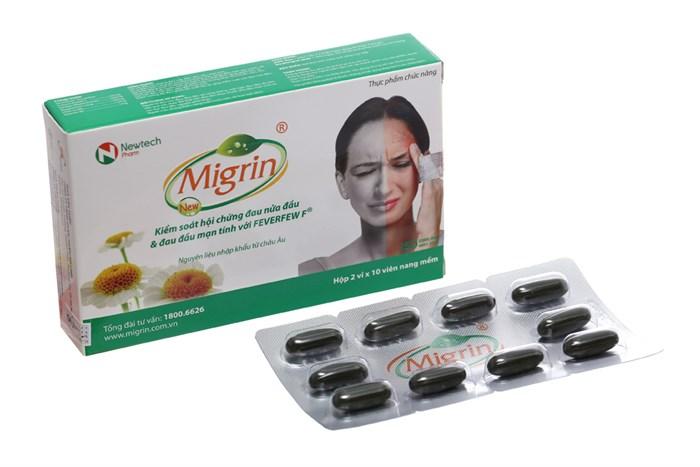 thuốc migrin có tốt không