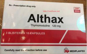 Thuốc Althax