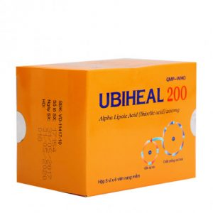 thuốc Ubiheal 200 mg