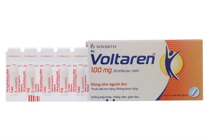 Thuốc Voltaren